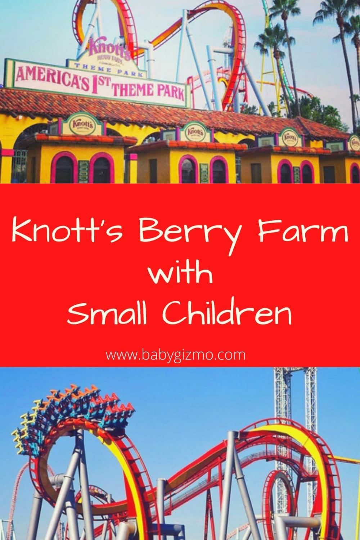 knotts berry farm travel guide