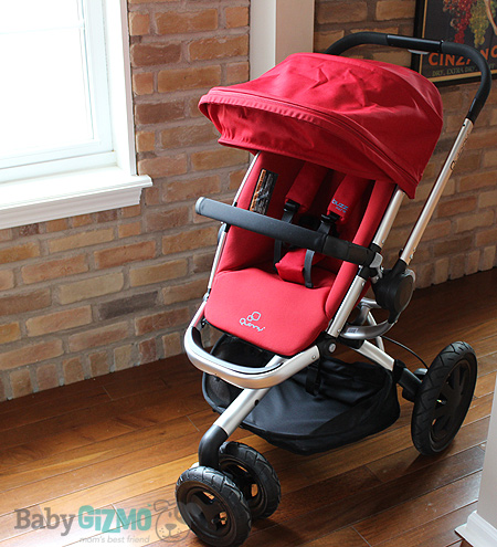 Baby Gizmo Spotlight Review: Quinny Buzz Xtra (VIDEO)