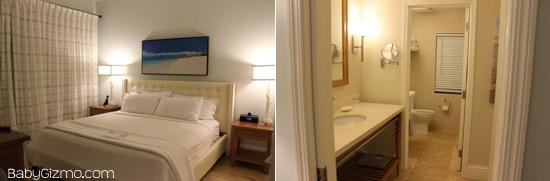 Beaches Resorts bedroom