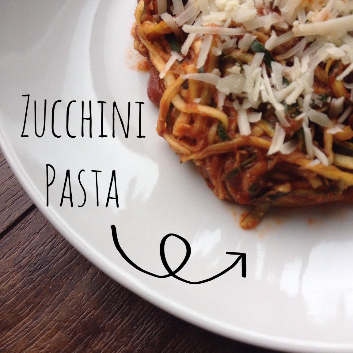 zucchini pasta. Black Bedroom Furniture Sets. Home Design Ideas