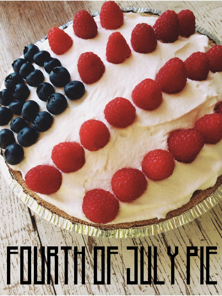 Fourth of July Pie