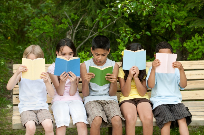 Our Favorite Books for Summer (or anytime!) Reading
