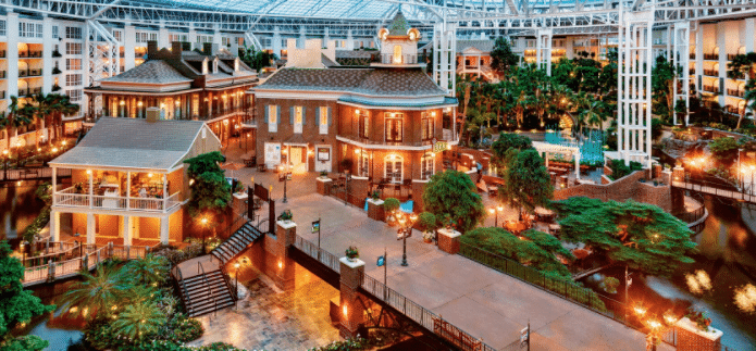 Gaylord Opryland Hotel Suite Tour (VIDEO)