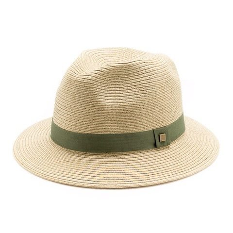 straw fedora for kids