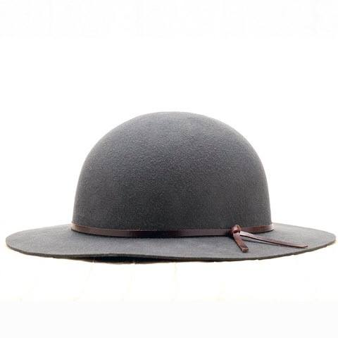 grey harvest hat