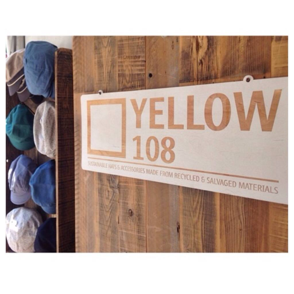 yellow 108 hats
