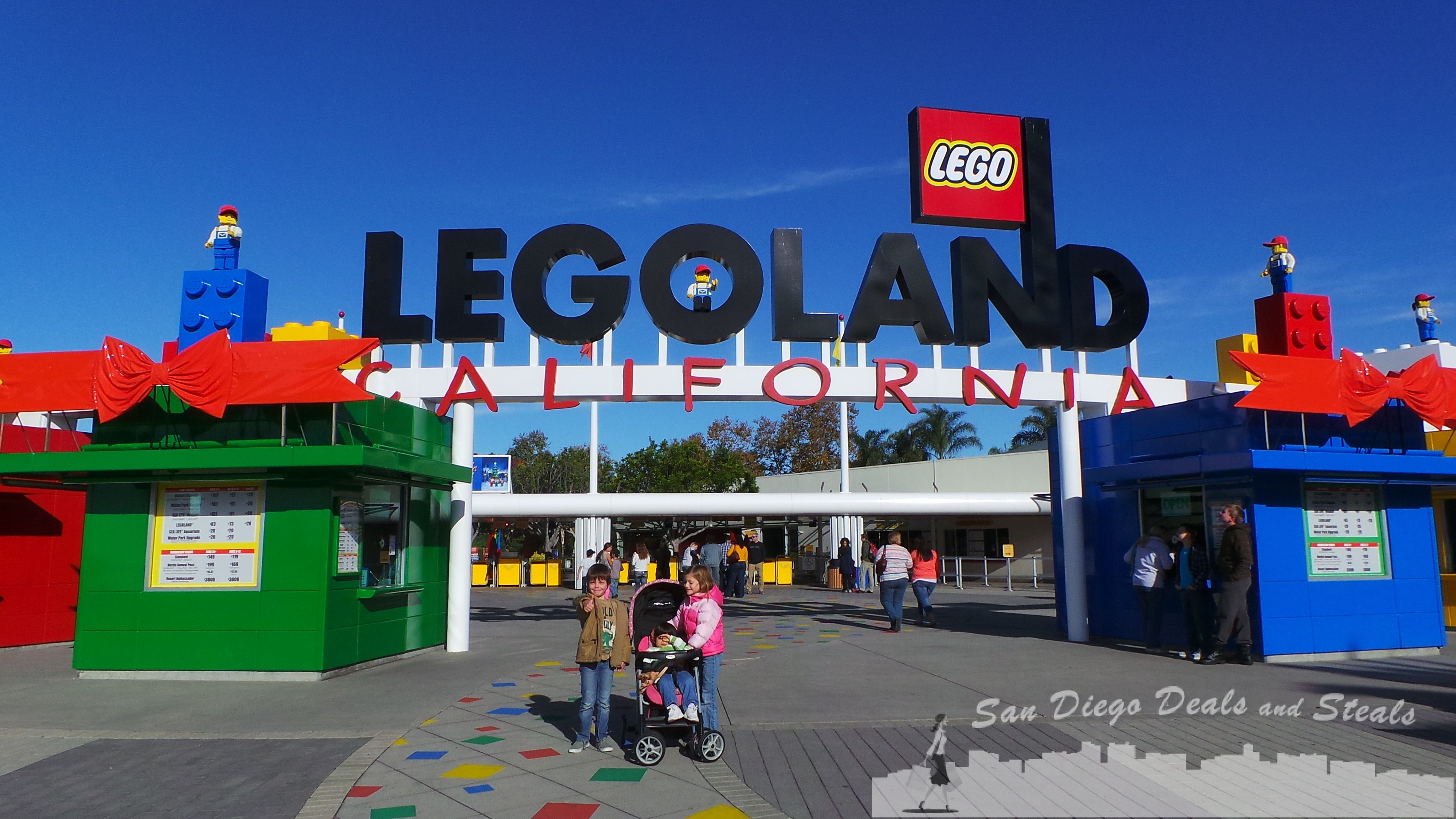 Loving LEGOLAND California
