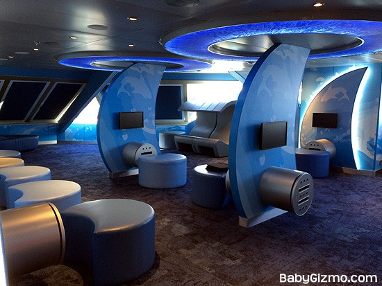 Sharks Room (Ages 9-11)