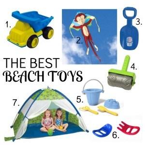 The Best Beach Toys