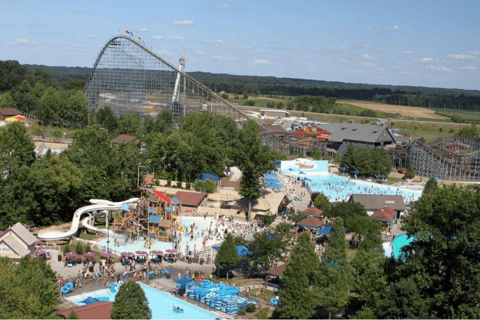 A Great Summer Getaway – Holiday World!