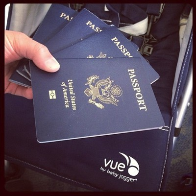 Vue passports The Amazing Journey with the Vue (GIVEAWAY)