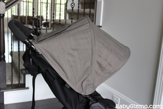 bagile4 canopy Baby Gizmo Spotlight Review: Britax B Agile 4 (+Giveaway)