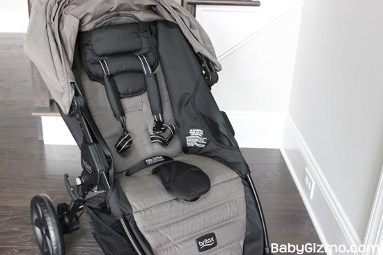 bagile4 seat Baby Gizmo Spotlight Review: Britax B Agile 4 (+Giveaway)