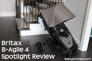 Britax B-Agile 4