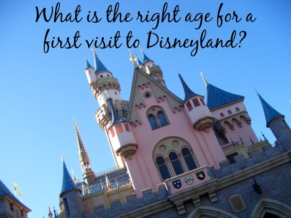 Mom Poll: What Is the Right Age For a First Visit to Disneyland?