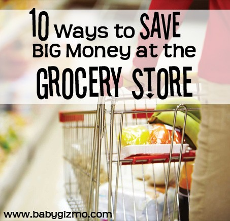 10 Tips On Saving Money While Grocery Shopping