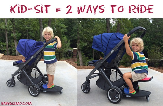 kidsit 2waystoride Hop a Ride with the Kid Sit (VIDEO)