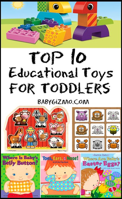 Best Learning Toys For Toddlers : The top ten educational toys for toddlers baby gizmo