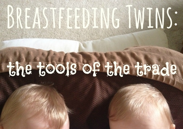 Breastfeeding Twins: The Tools of the Trade