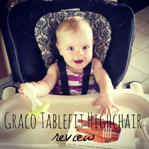 Graco Tablefit Highchair Review