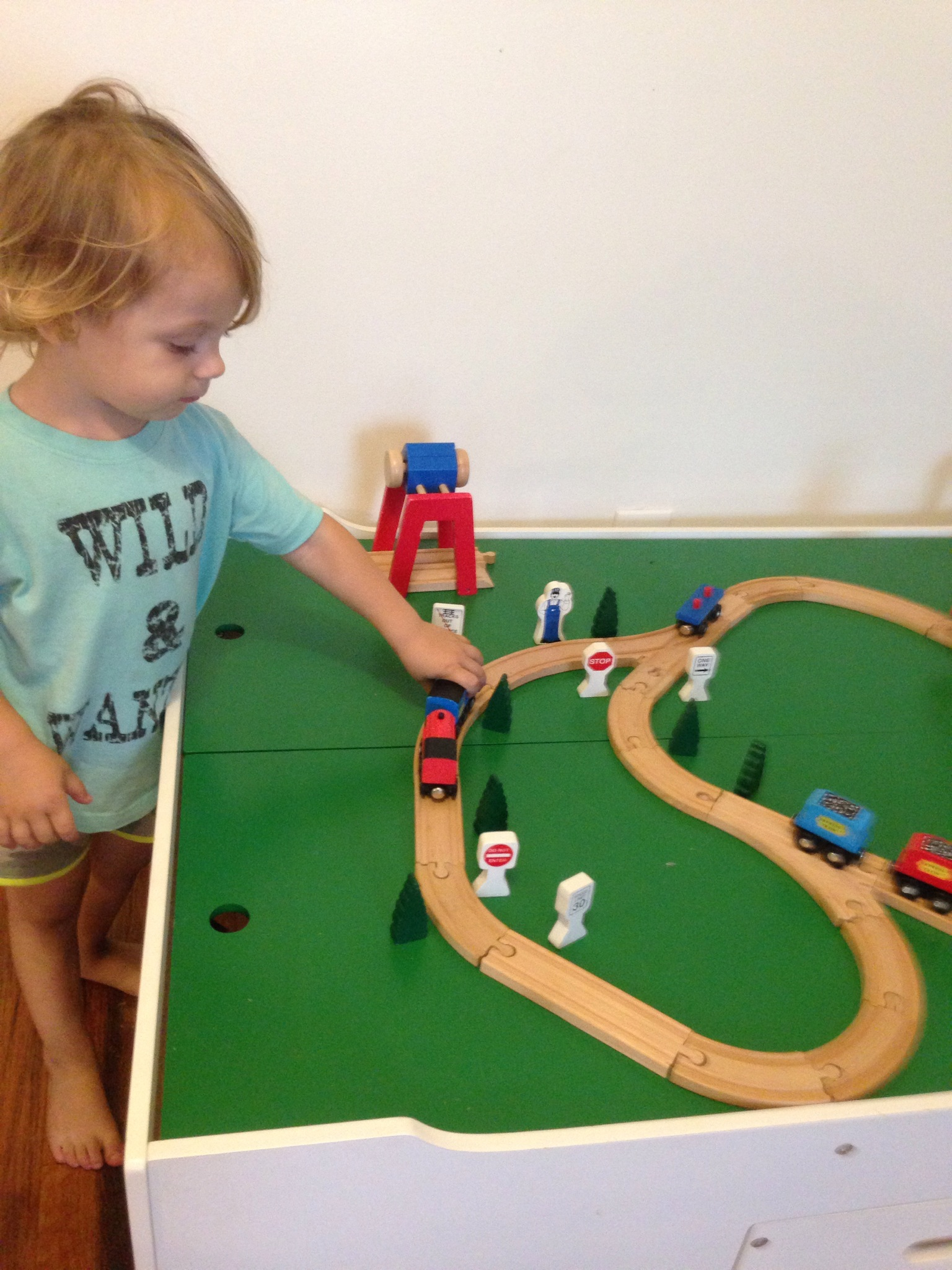 melissa and doug train table review baby gizmo
