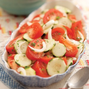 eating well salad