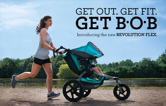 Bob Revolution Flex Stroller Review Giveaway Baby Gizmo