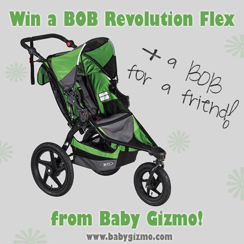 bob flex giveaway