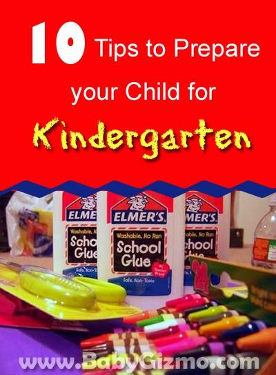 kindergartentips2 10 Tips On Preparing Your Child For Kindergarten