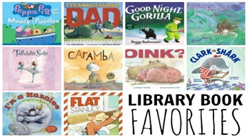 Our Top 10 Library Books From the Summer Reading Program