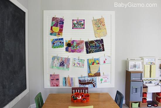 playroom art