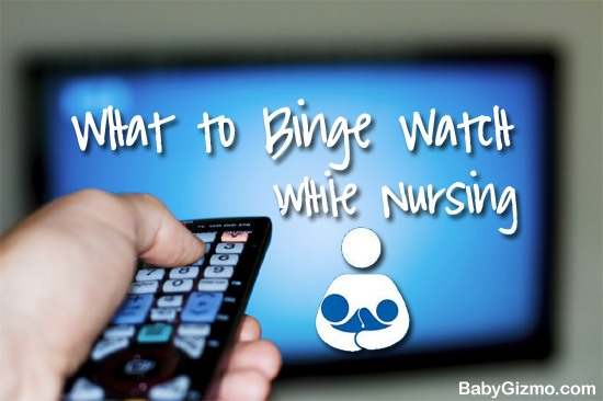 Shows to Binge Watch And Skip While Nursing in the Middle of the Night
