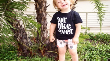 Cool Unisex Tees For Your Little Ones