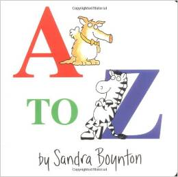 26 Alphabet Books for 3-6 year olds