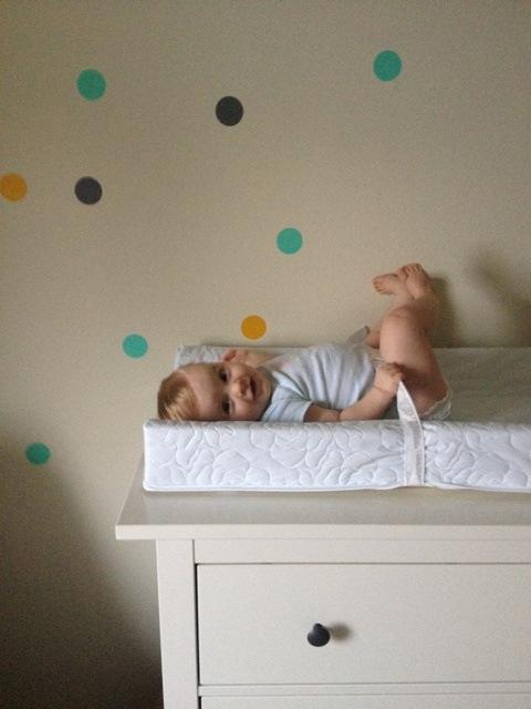 Decorating Nursery