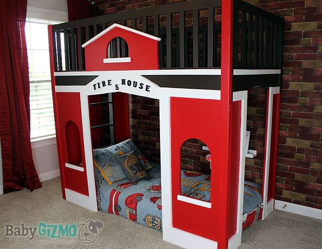 firehouse bed