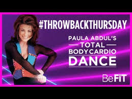 Paula Abdul Youtube fitness channels