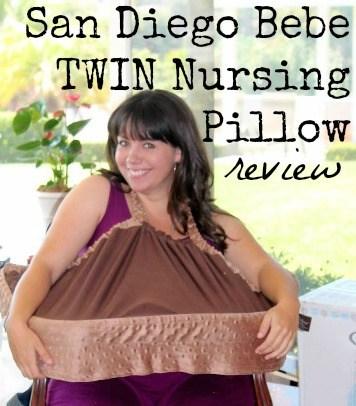 Twin Nursing Pillow Review