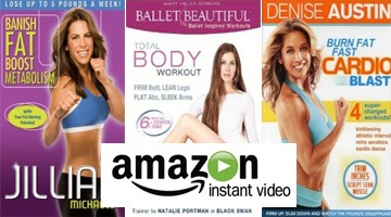 Free Workouts with Amazon Prime Instant Video