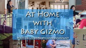 At Home with Baby Gizmo Video Series