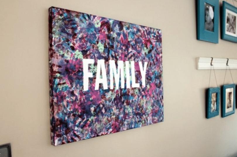 family handprint project