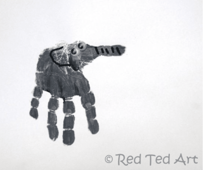 handprint elephant projects