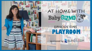 At Home with Baby Gizmo Episode One - The Playroom (VIDEO)