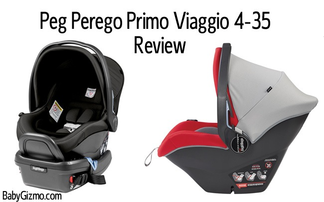 peg perego primo viaggio 4 35 infant car seat video review baby gizmo. Black Bedroom Furniture Sets. Home Design Ideas