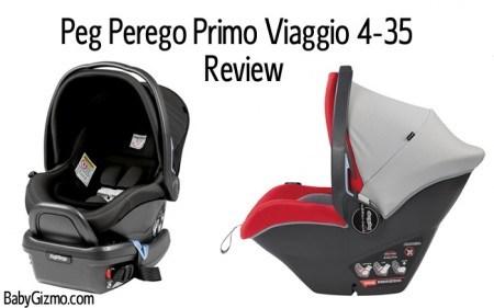 Peg Perego Primo Viaggio 4-35 Infant Car Seat Video Review