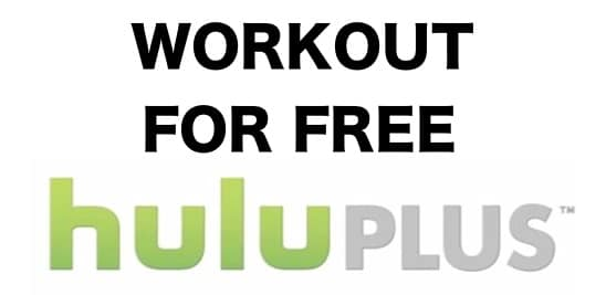hulu plus for workouts