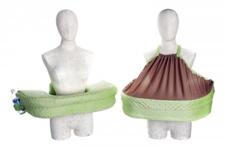 San Diego Bebe TWIN Nursing Pillow Review