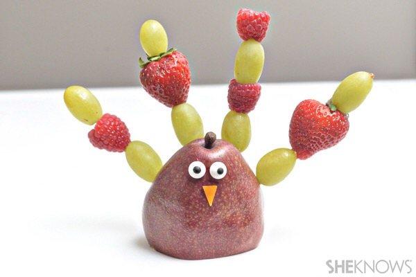 fruit turkeys