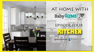 At Home with Baby Gizmo Episode Four – The Kitchen
