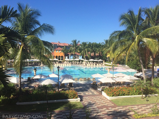 Sandals Resort Pool